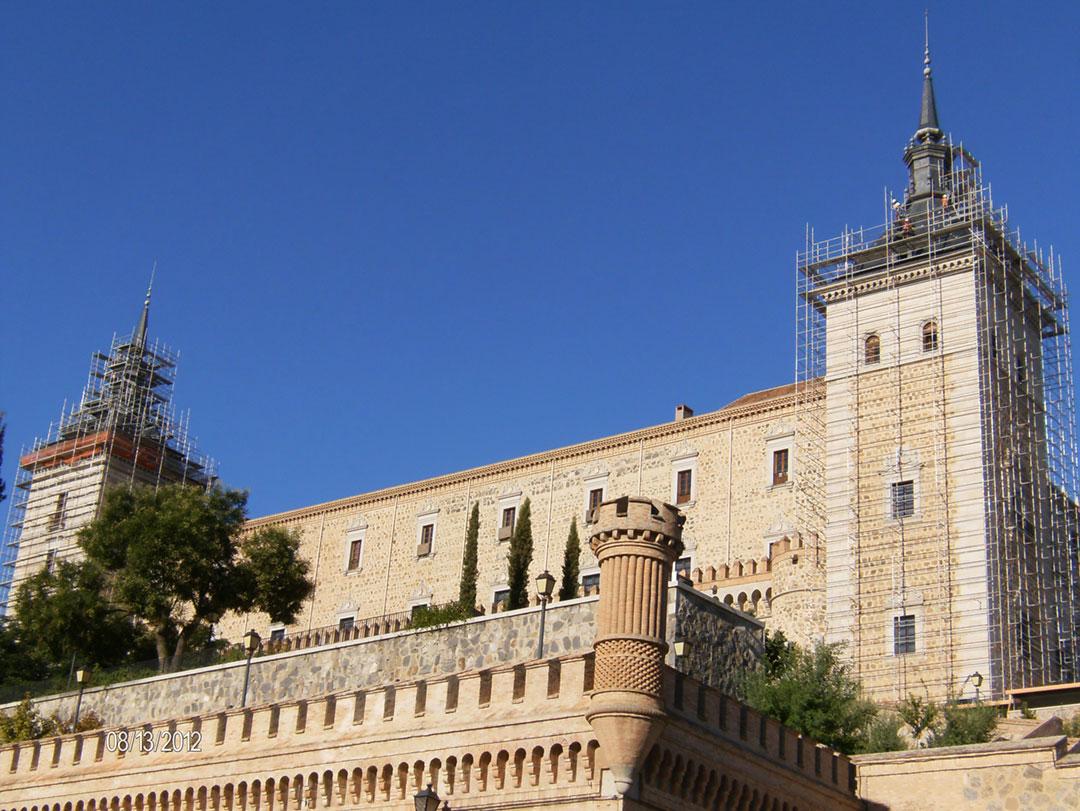 Adamios En Fachada y Edificios Históricos